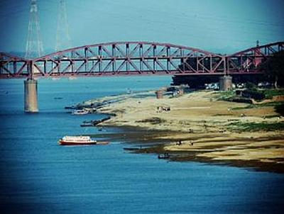 Brücke über Fluss - 1.000 Teile (Puzzle)