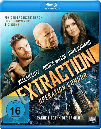 Extraction: Operation Condor - Rache liegt in der Familie