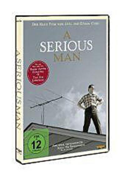 A Serious Man, 1 DVD