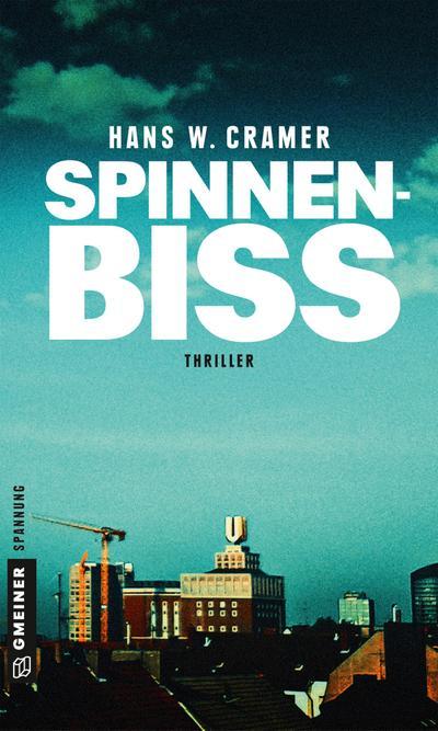 Spinnenbiss; Thriller; Thriller im GMEINER-Verlag; Deutsch
