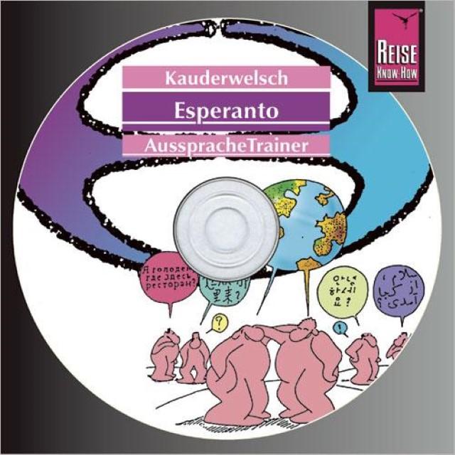 Esperanto. Kauderwelsch AusspracheTrainer-CD