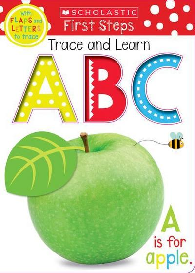 Trace, Lift, and Learn ABC (Scholastic Early Learners)