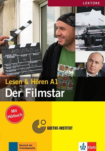 Der Filmstar: Buch mit Audio-CD (Lesen & Hören A1)
