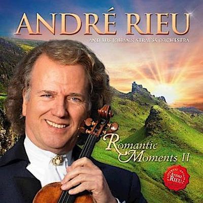 Romantic Moments. Vol.2, 1 Audio-CD