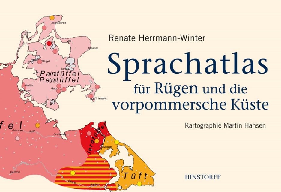 Sprachatlas für Rügen und die vorpommersche Küste | Renate H ... 9783356015416