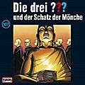 Die drei ??? 107 und der Schatz der Mönche (drei Fragezeichen) CD
