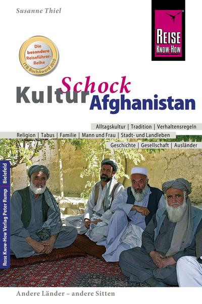 Reise Know-How KulturSchock Afghanistan