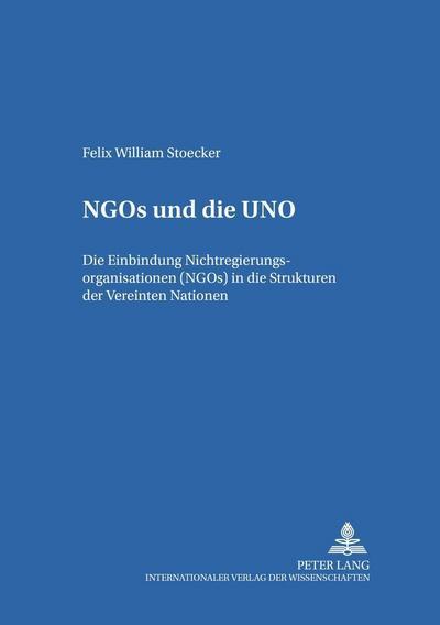 NGOs und die UNO