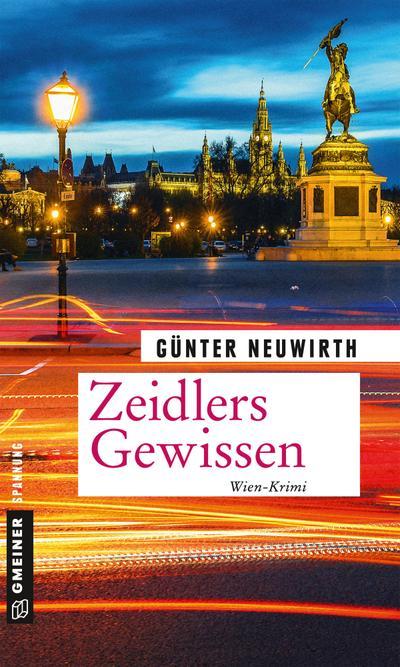 Zeidlers Gewissen; Kriminalroman; Inspektor Hoffmann; Deutsch