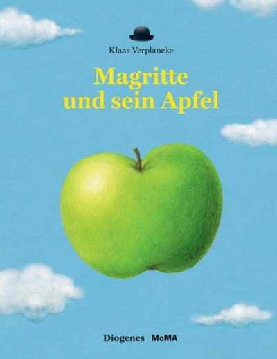 Magritte und sein Apfel