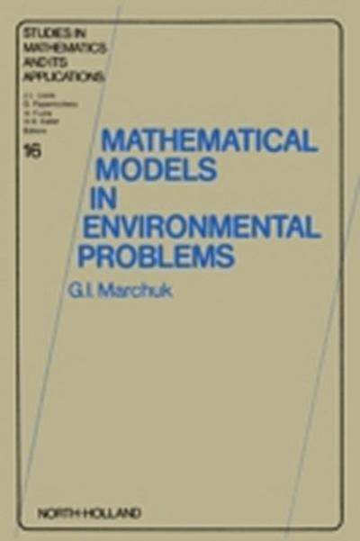 Mathematical Models in Environmental Problems