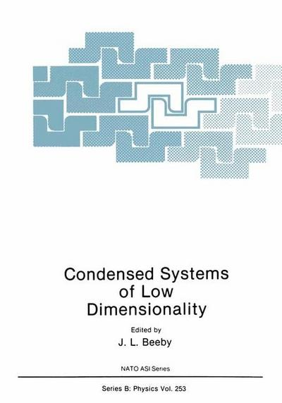 Condensed Systems of Low Dimensionality