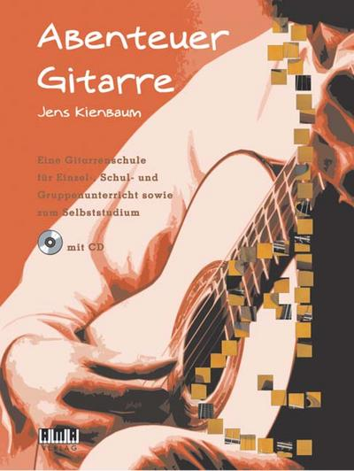 Abenteuer Gitarre, m. Audio-CD. Bd.1