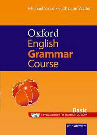 Oxford English Grammar Course, w. CD-ROM