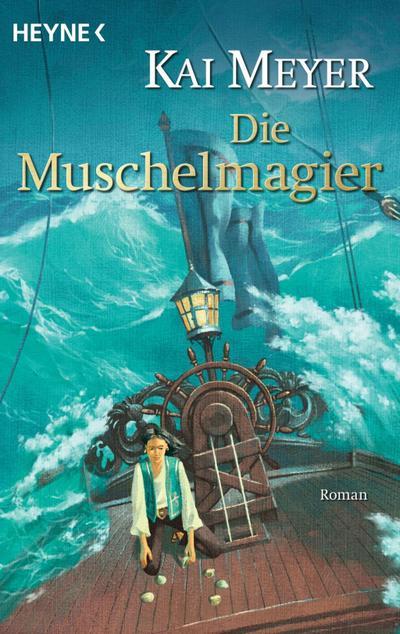 Die Muschelmagier: Roman (Die Wellenläufer-Trilogie, Band 2)