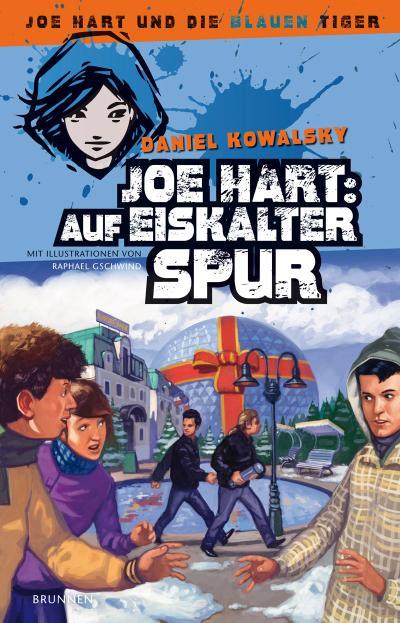 Joe Hart 03. Auf eiskalter Spur