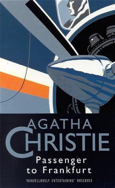 Passenger to Frankfurt (The Christie Collection)