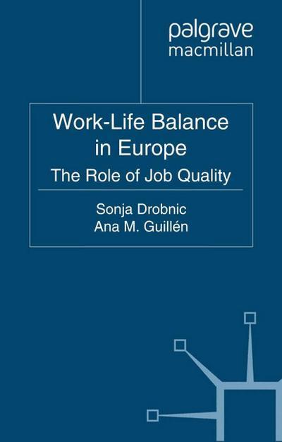 Work-Life Balance in Europe