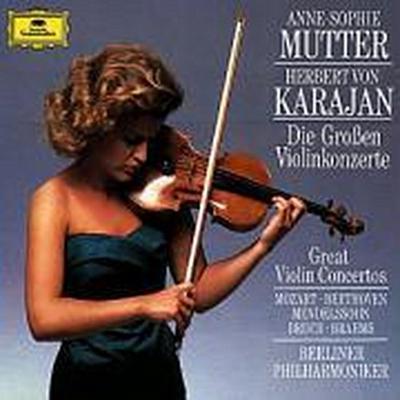 Mozart: Violin Concerto