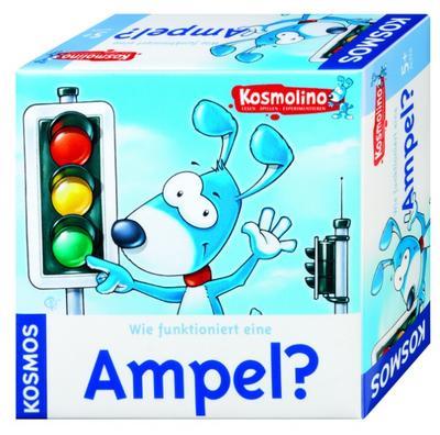 KOSMOS 607029 - Kosmolino Mini Wie funktioniert eine Ampel?