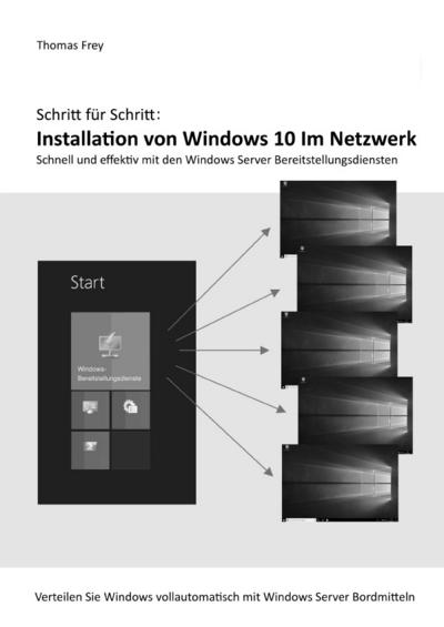 Schritt für Schritt: Installation von Windows 10 im Netzwerk
