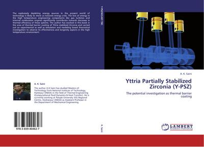 Yttria Partially Stabilized Zirconia (Y-PSZ)