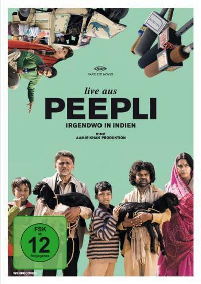 Live aus Peepli - Irgendwo in Indien OmU