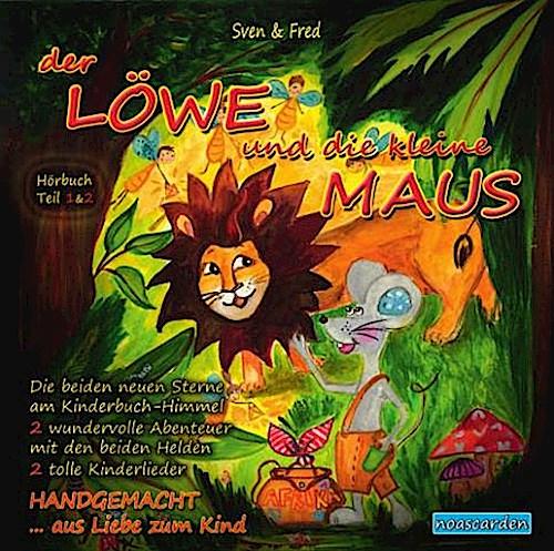 Der Löwe und die kleine Maus 01 Sven Reisberger
