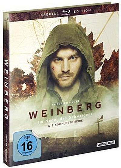 Weinberg - Die komplette Serie, 1 Blu-ray
