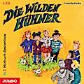 Die Wilden Hühner, 3 Audio-CDs. Von