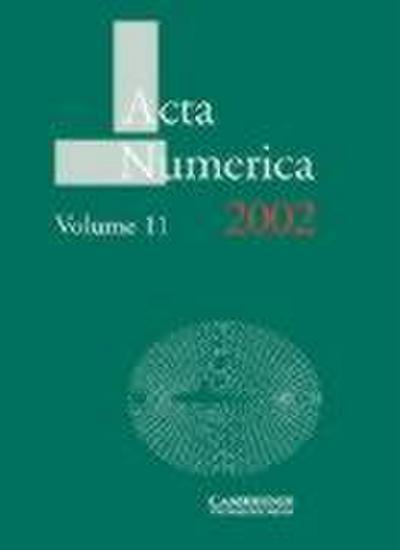 ACTA Numerica 2002: Volume 11