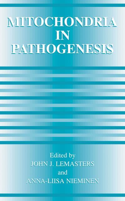 Mitochondria in Pathogenesis