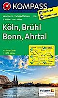 Köln - Brühl - Bonn - Ahrtal 1 : 50 000
