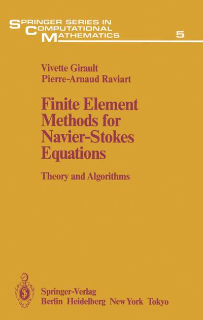 Finite Element Methods for Navier-Stokes Equations