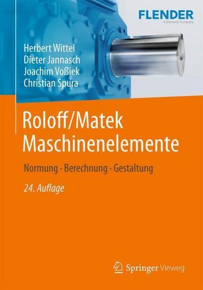 Roloff/Matek Maschinenelemente + Tabellenbuch