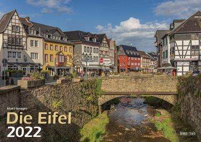 Eifel 2022 Wandkalender A3