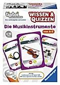 tiptoi® Wissen & Quizzen, Die Musikinstrumente (Spiel-Zubehör)