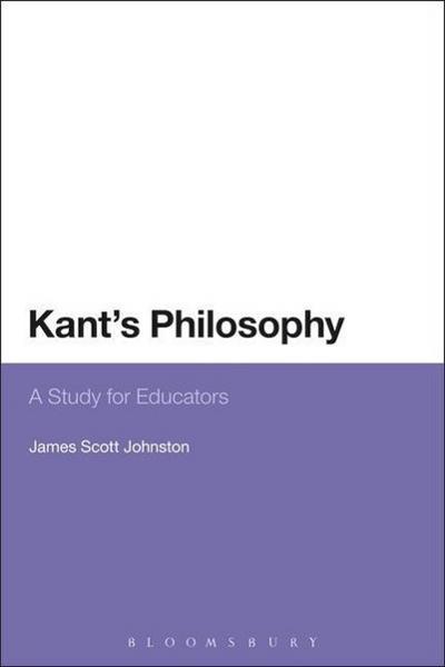 Kant's Philosophy