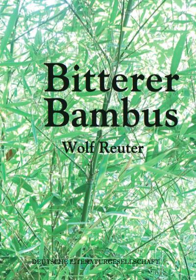 Bitterer Bambus