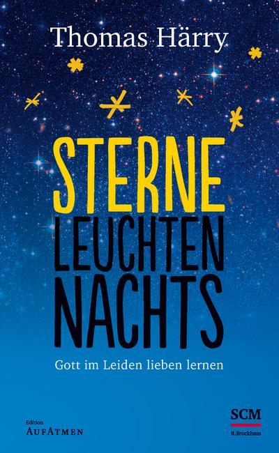 Sterne leuchten nachts