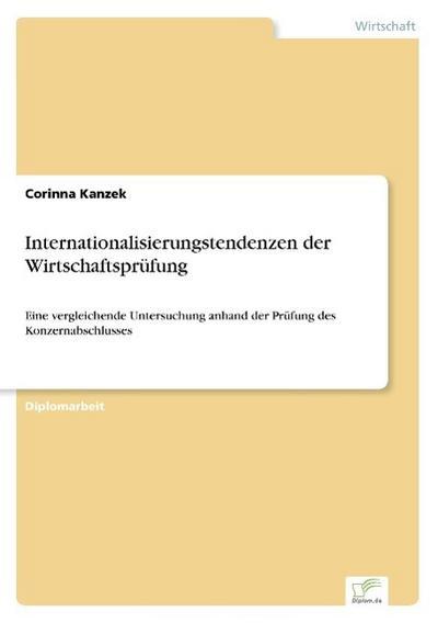 Internationalisierungstendenzen der Wirtschaftsprüfung