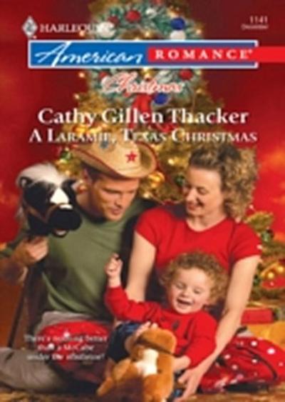 Laramie, Texas Christmas (Mills & Boon Love Inspired) (The McCabes: Next Generation, Book 5)