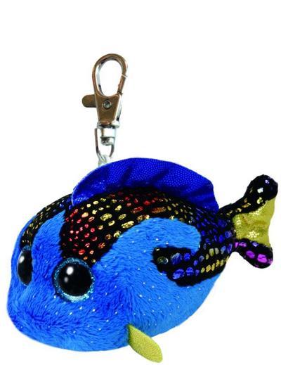 Aqua, Fisch blau 8,5cm