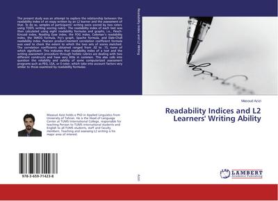 Readability Indices and L2 Learners' Writing Ability
