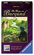 Die Burgen von Burgund Kartenspiel