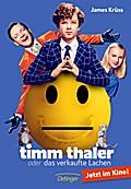 Timm Thaler oder Das verkaufte Lachen. Das Buch zum Film; Deutsch; Bitte diese Informationen aufbewahren. Achtung! Nicht für Kinder unter 36 Monaten geeignet. Kleinteile. Verschluckungs- und Erstickungsgefahr.
