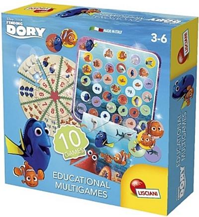 Dory. Educational multigames