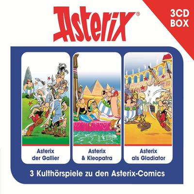 Asterix 1 - 3. 3 CDs