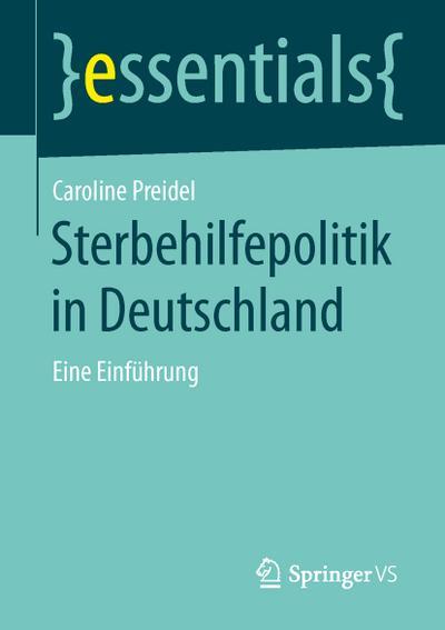 Sterbehilfepolitik in Deutschland
