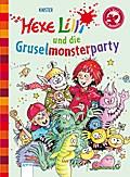 Hexe Lilli und die Gruselmonsterparty: Der Bücherbär: Hexe Lilli für Erstleser